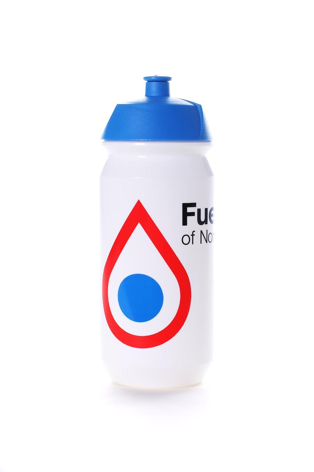 Drikkeflaske 0,5L Blå kork