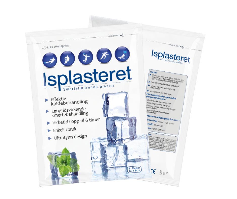 Isplaster (5 stk)