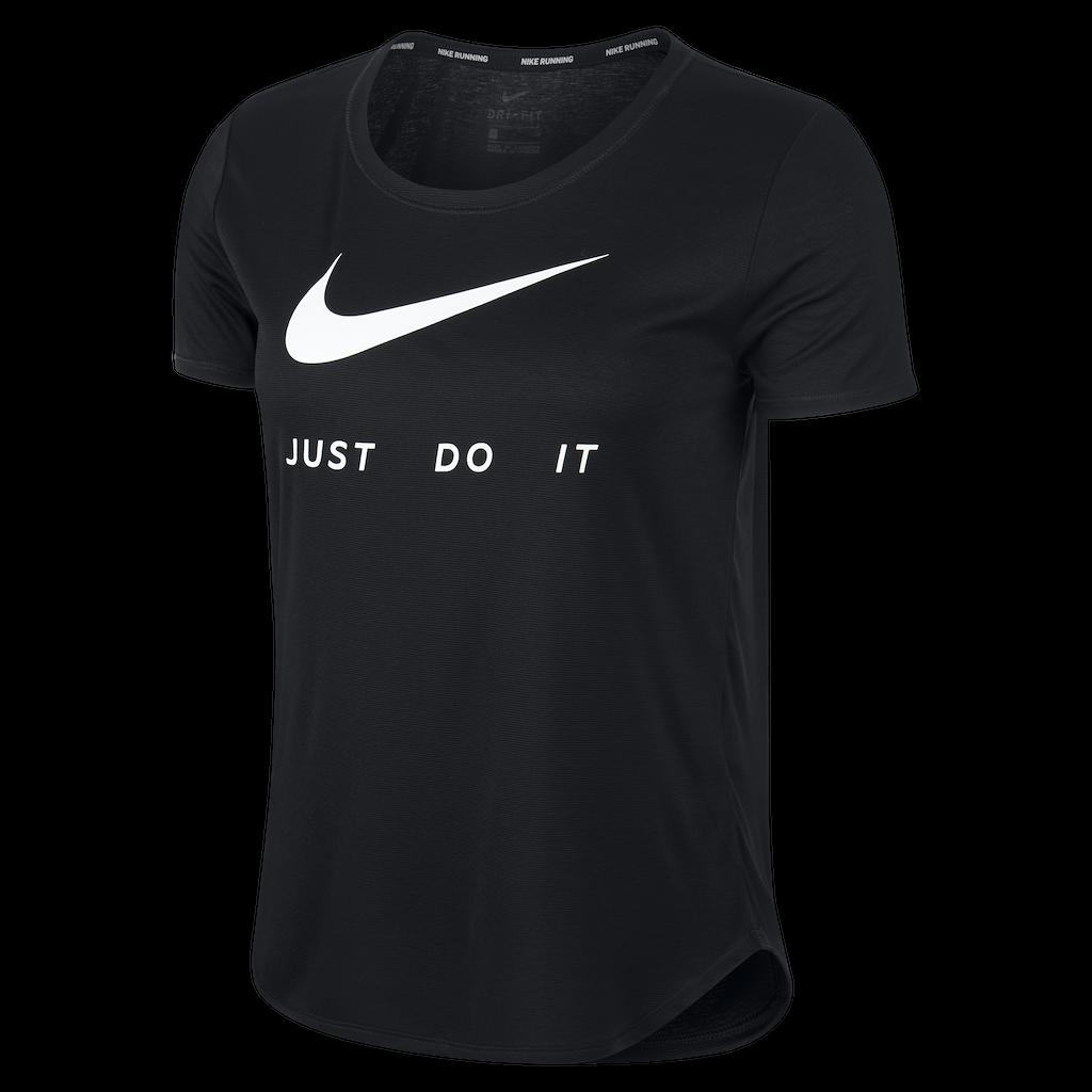 Nike Women's Short-Sleeve Running T