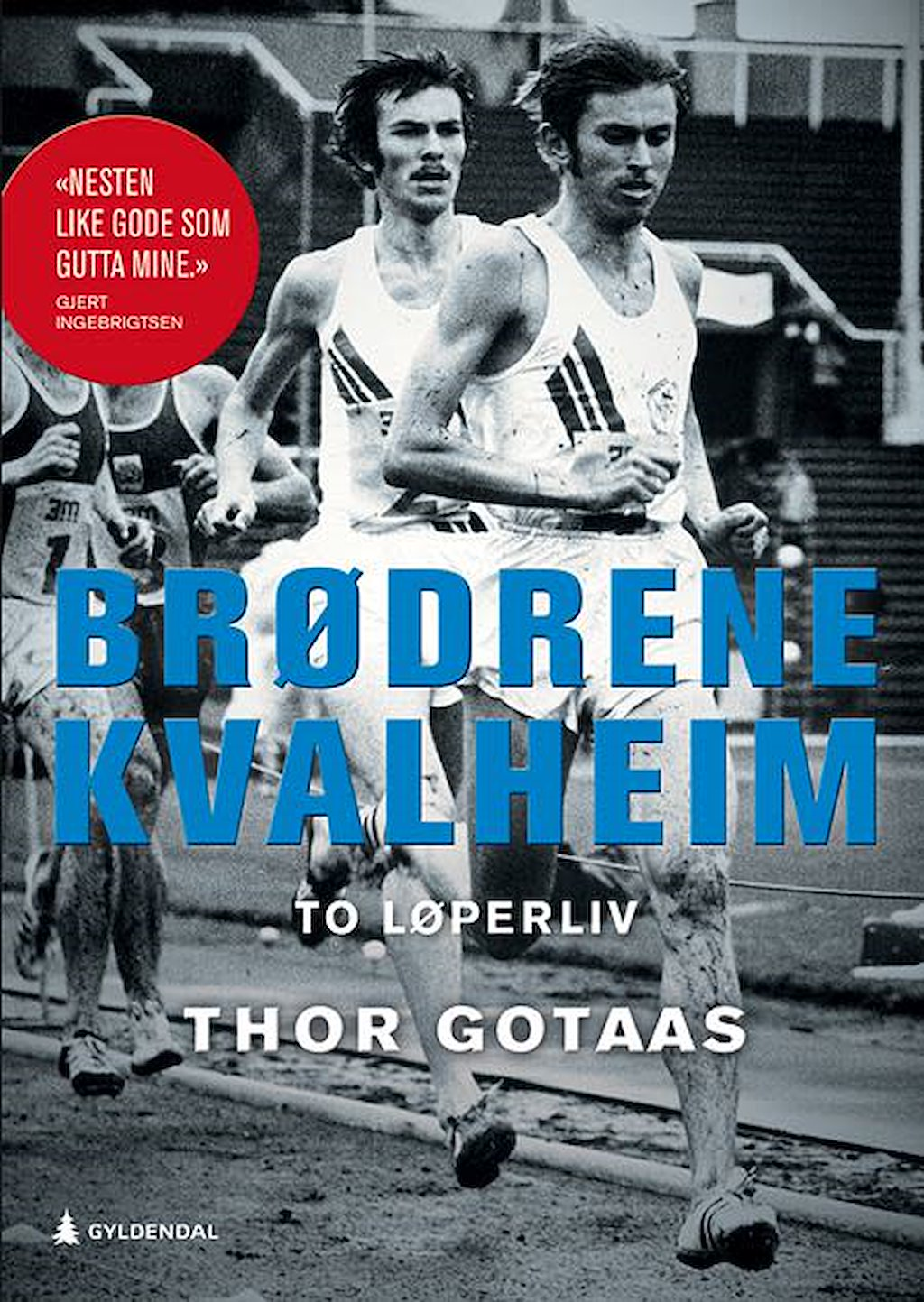Brødrene Kvalheim: to løperliv